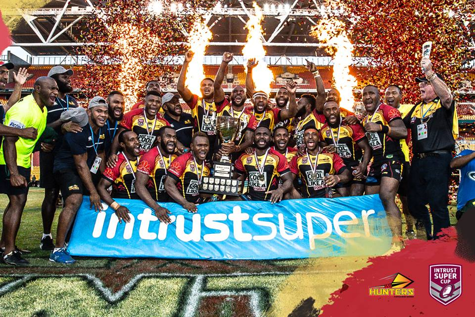 PNG Hunters.