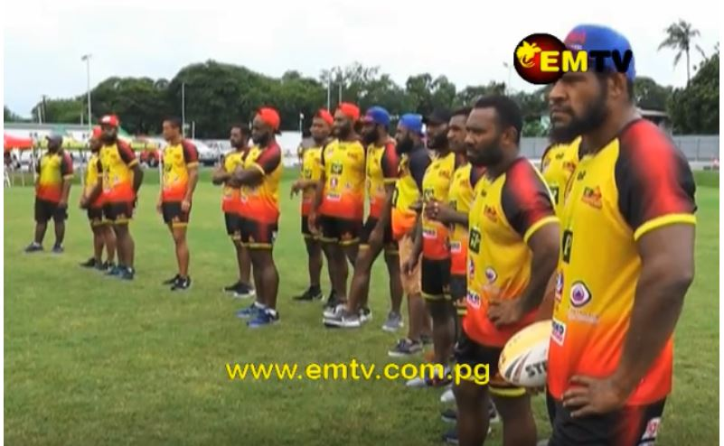 SP PNG Hunters: Players Qualification.
