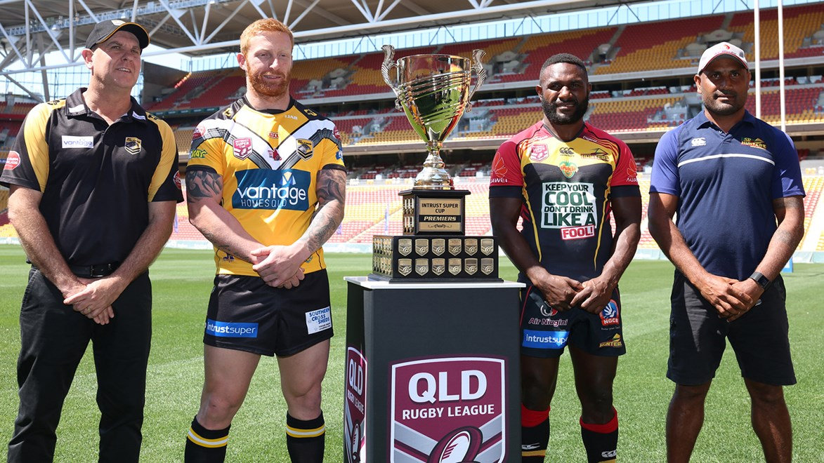 PNG Hunters to play on NRL Grand Final Day.