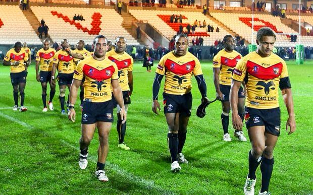 Hunters dominate PNG Nines Team announced today for Pacific.