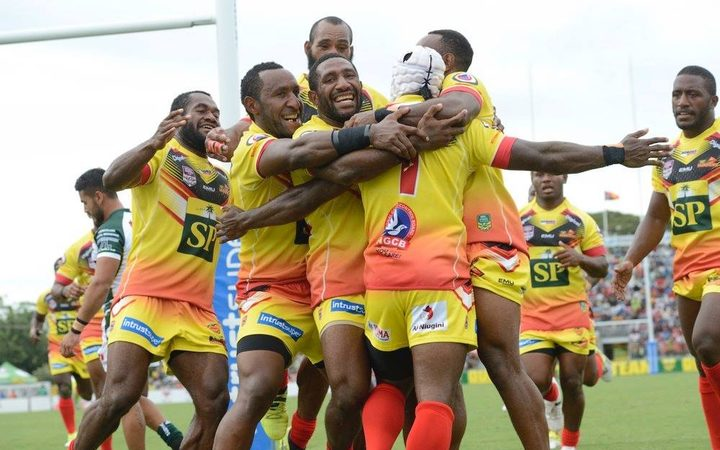 Sport: PNG Hunters set for early Christmas present.