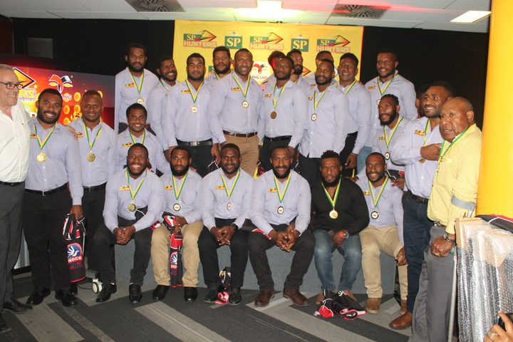Sport: PNG Hunters player exodus continues.