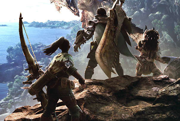 Monster Hunter: World, Quick Review, Pros And Cons — Steemit.
