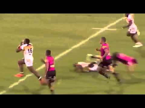PNG HUNTERS VS PENRITH PANTHERS.