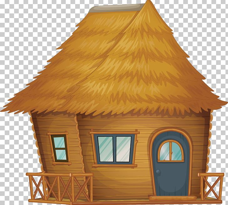 Nipa Hut Cartoon PNG, Clipart, Apartment House, Chalet.