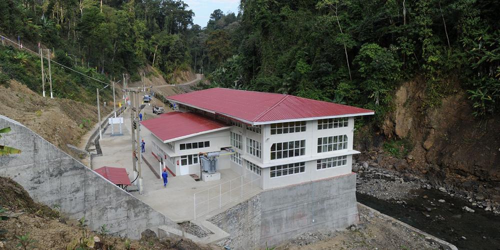 Myanmar Hydro Power Development Co., Ltd.