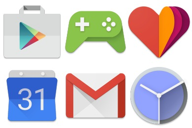 Android Lollipop Iconset (50 icons).
