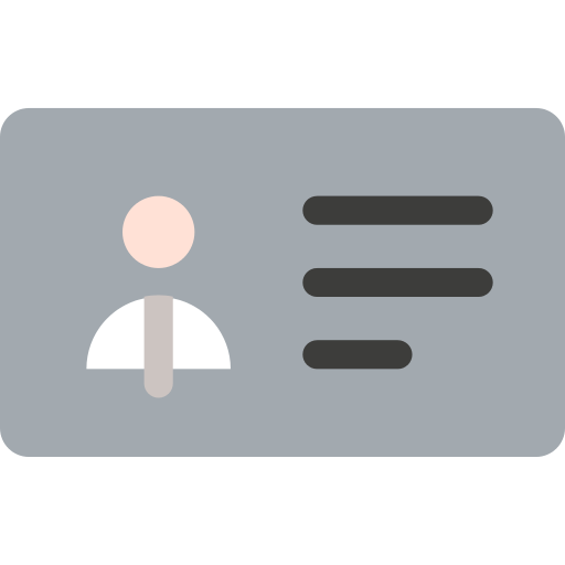 Business Card Identity PNG Icon (16).