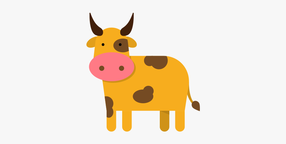 Cow Illustrations.