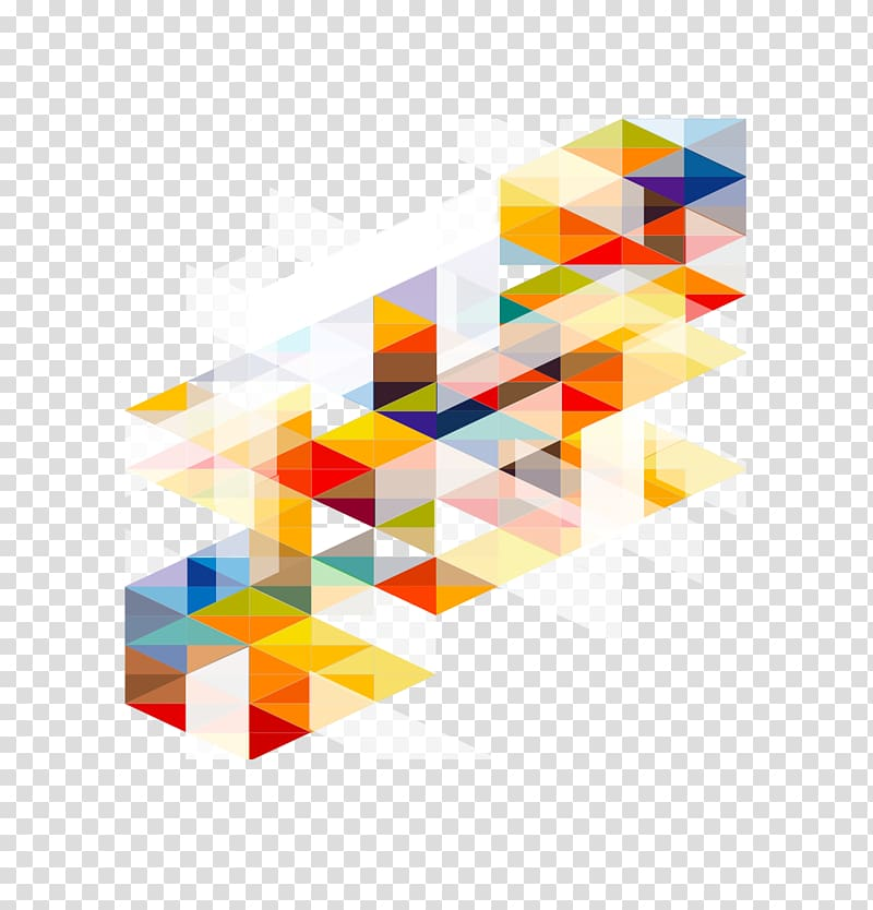 Abstract graphic , Adobe Illustrator Template, Colorful.