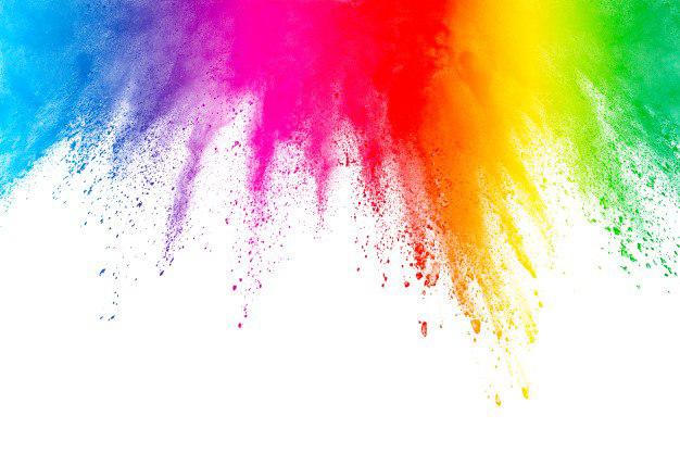 Holi Color Transparent Background.