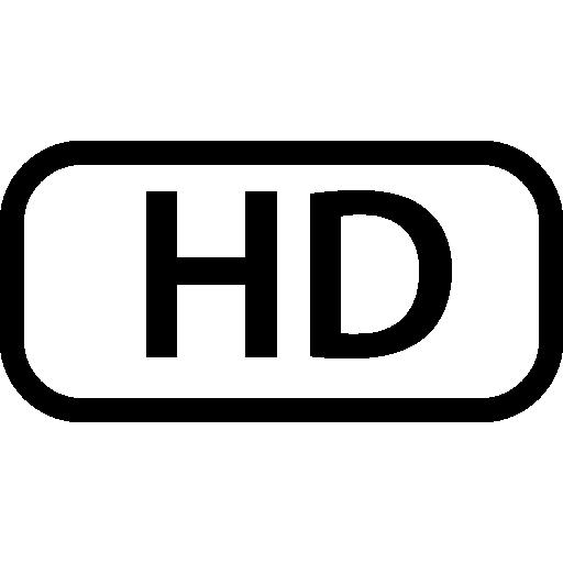 High definition.