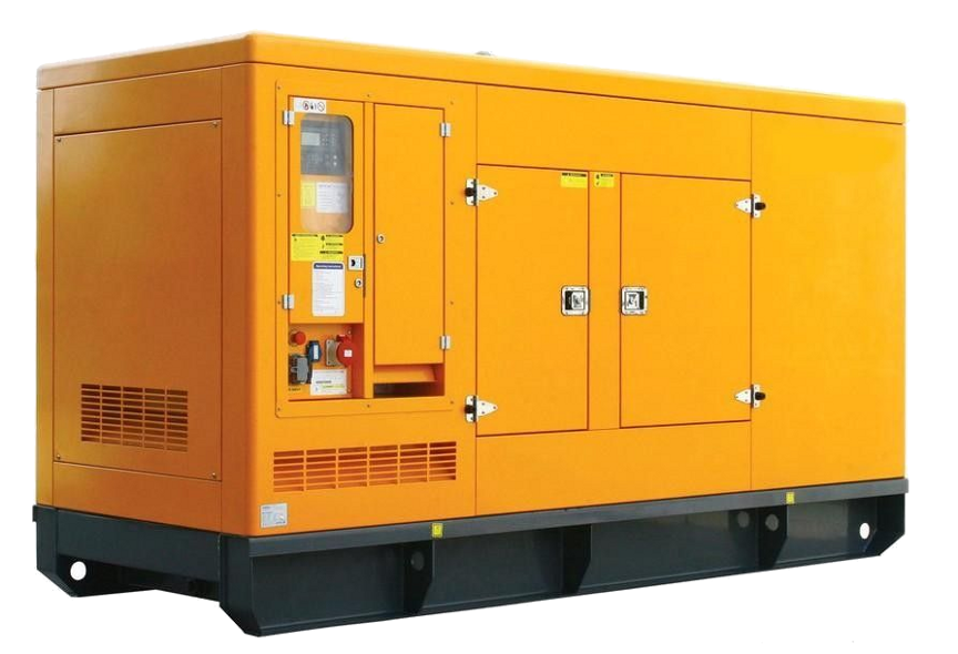 Power Generator PNG Transparent Picture.