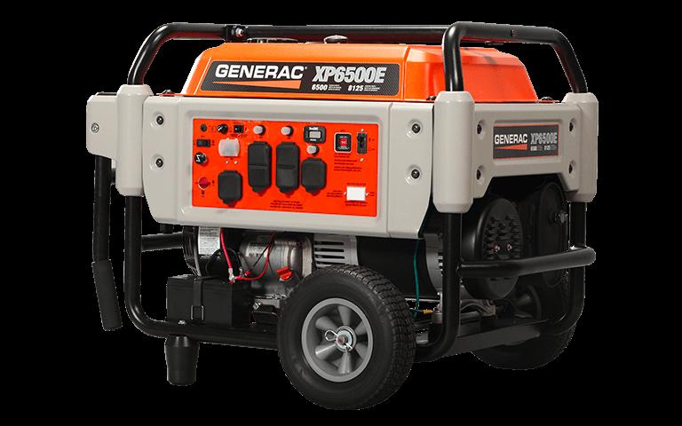 Portable Generator.