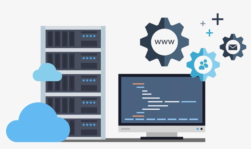 Cloud Hosting Png Free Download.