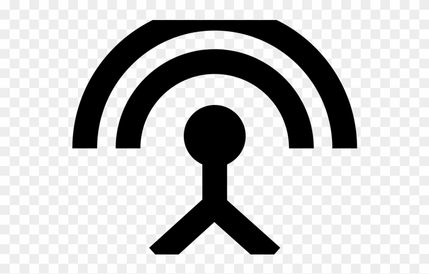 Antenna Clipart Cell Site.