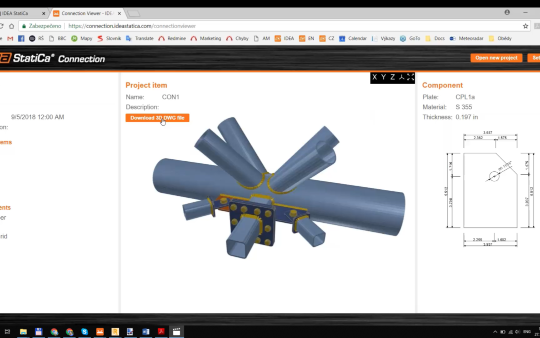 Online project viewer.