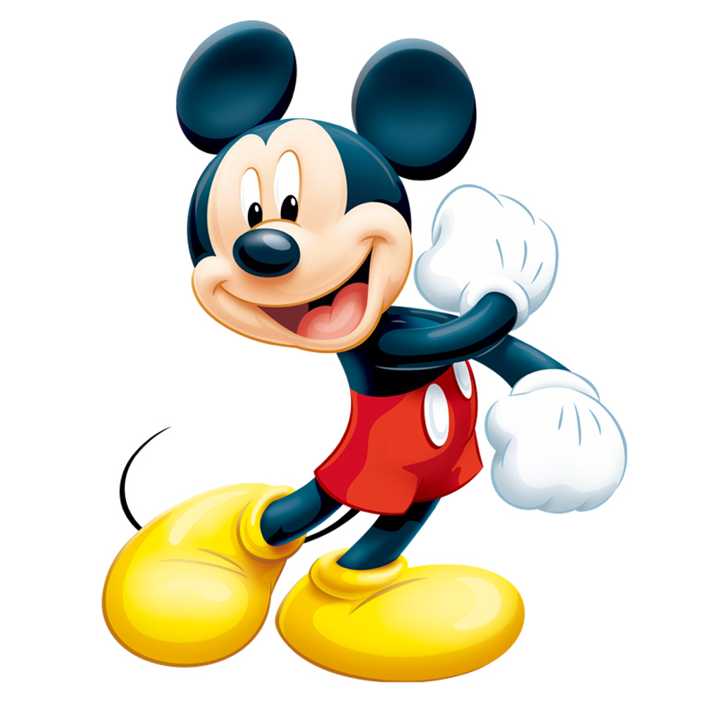 Mickey Mouse PNG images free download.