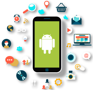 SSoft Solutions bhopal Android Application Development.