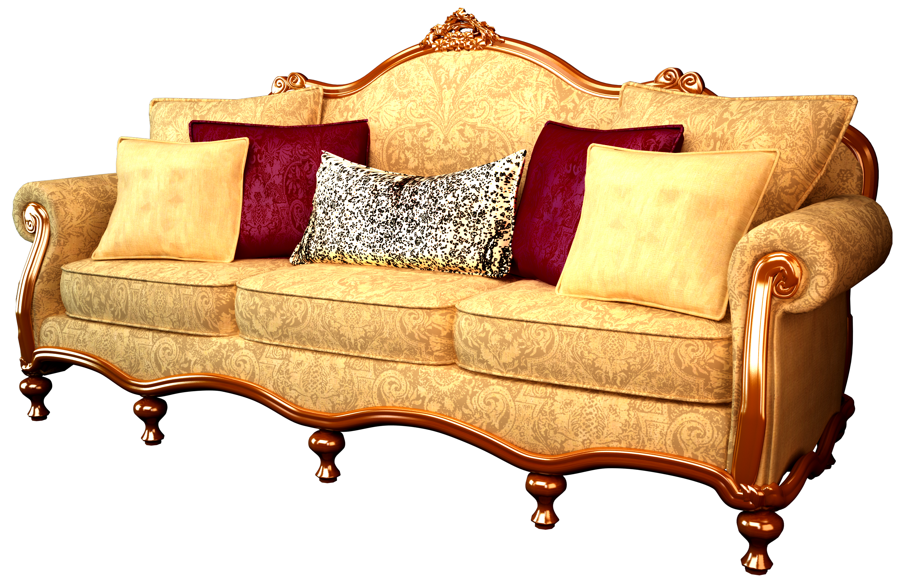 Sofa Gallery Png Clipart Picture.