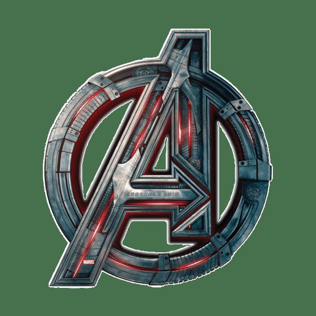 Avenger HD PNG Logo.