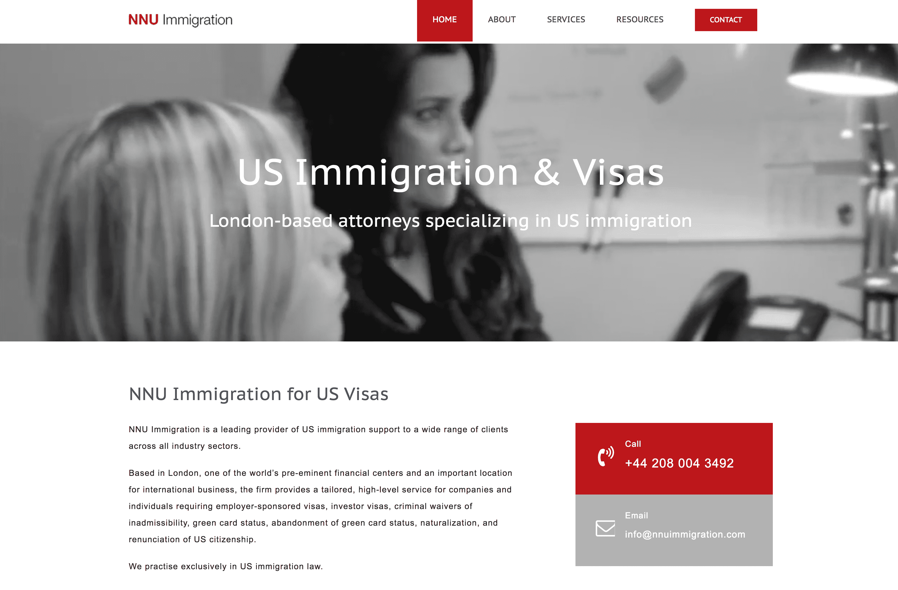 NNU Immigration.