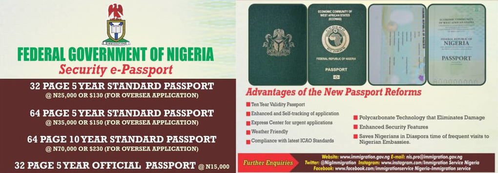 The Nigeria Immigration Service.