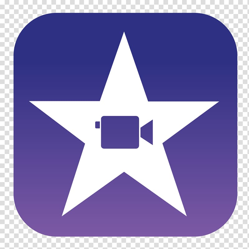 IMovie Video editing Film App Store, hu transparent.