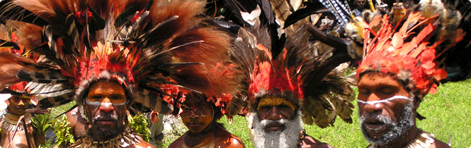 Aid and Development Programs in Papua New Guinea PNG.