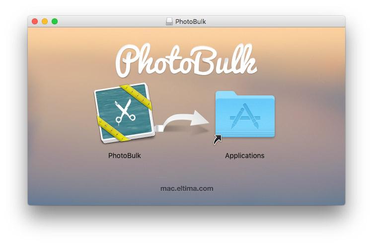 PhotoBulk.