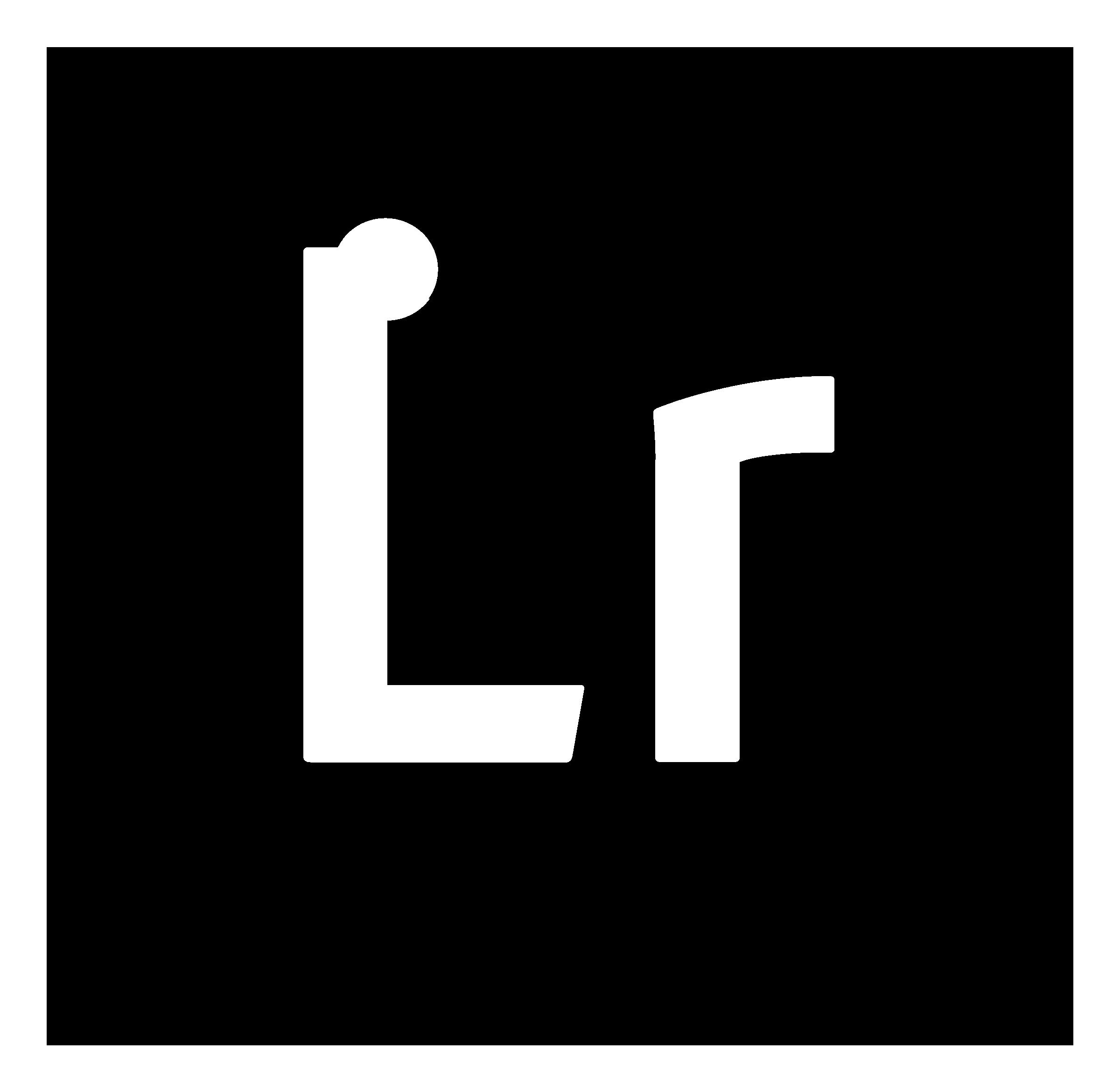 Lightroom CC Logo PNG Transparent & SVG Vector.