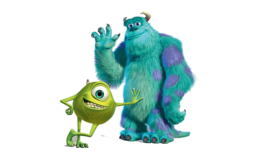 Monster Inc Png.