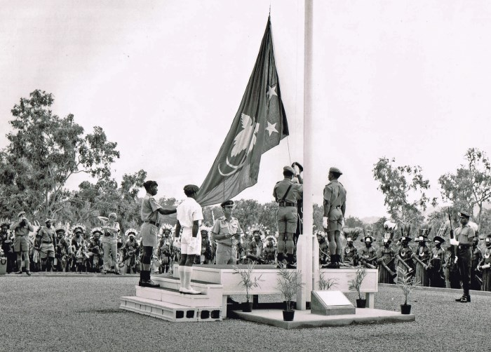 PNG Independence Anniversary.