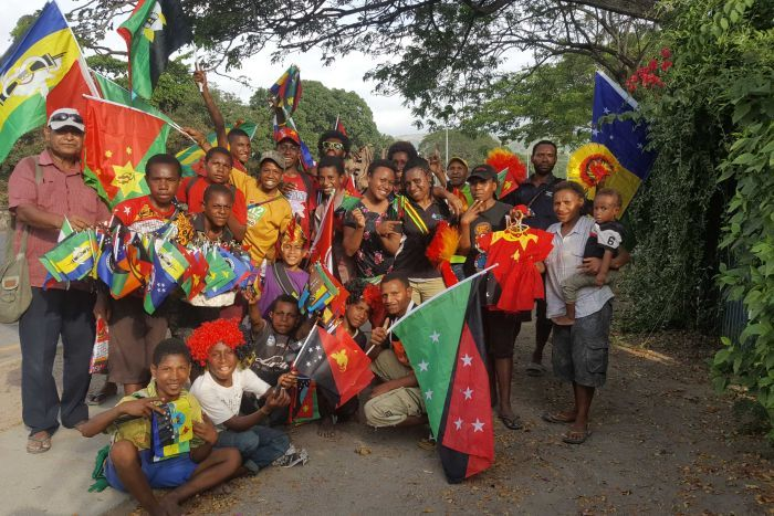 PNG\'s Independence Day brings concern of a nation divided as.