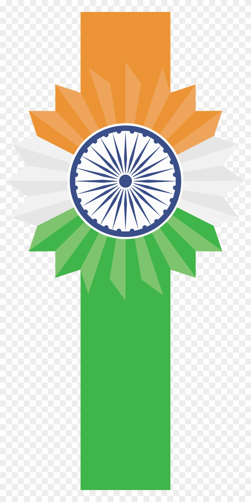 India Flag Png Vector Badge And Lables For.