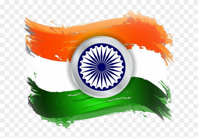 India Independence Day 2018 Wallpaper Hd, HD Png Download.