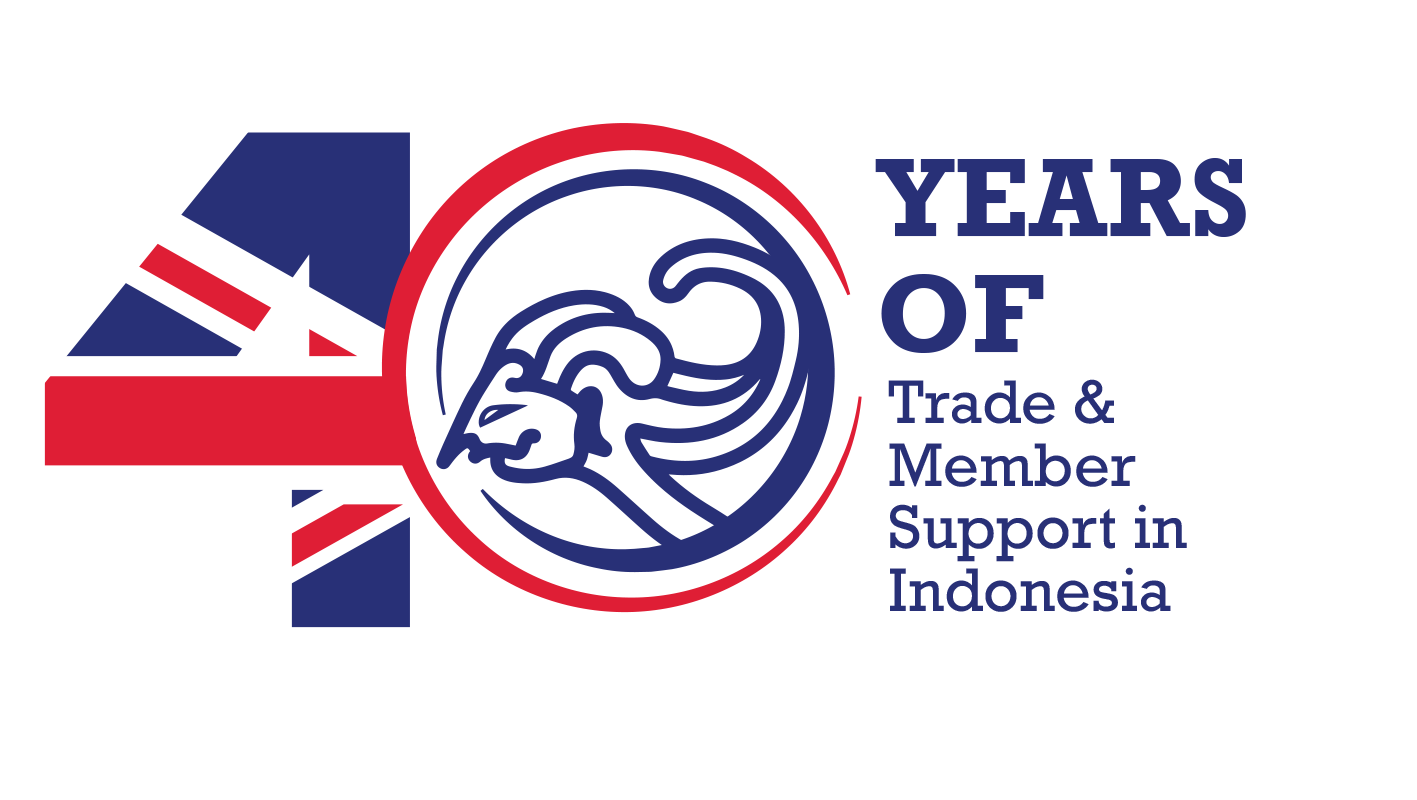 British Chamber of Commerce in Indonesia.