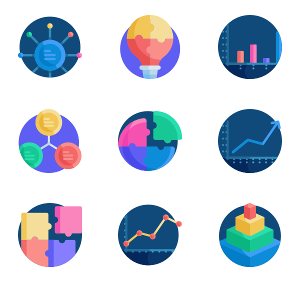 Infographic Icons.