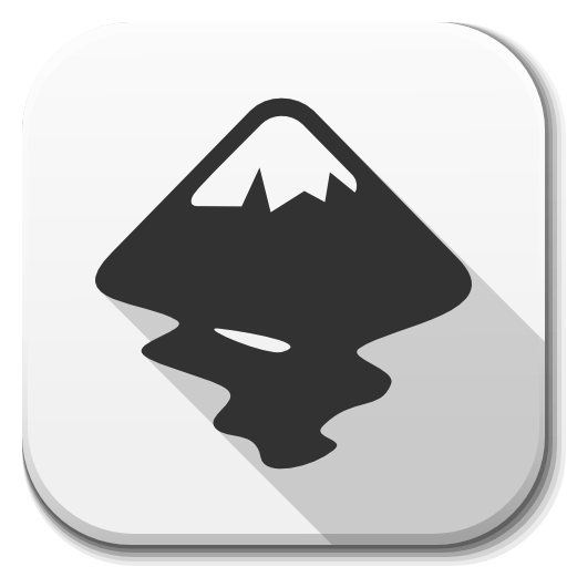 Apps Inkscape Icon.