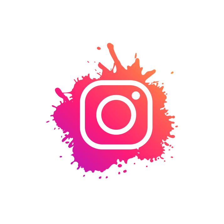 Splash Instagram Icon PNG image free download searchpng.com.