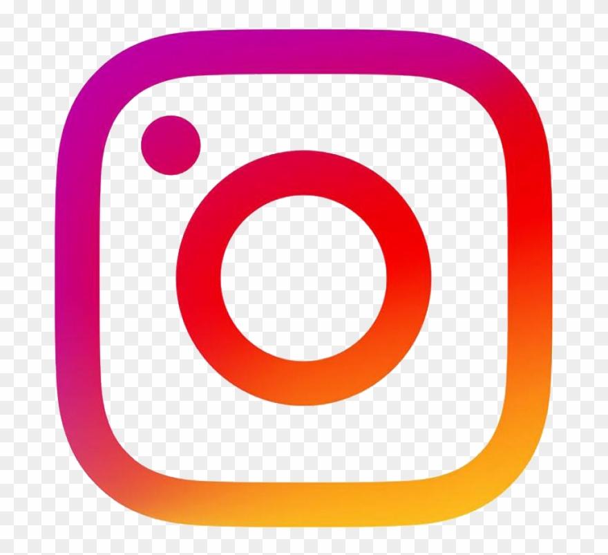 Instagram Clipart Psd.