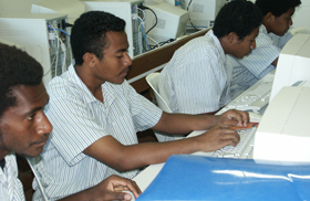 The International Education Agency of Papua New Guinea.