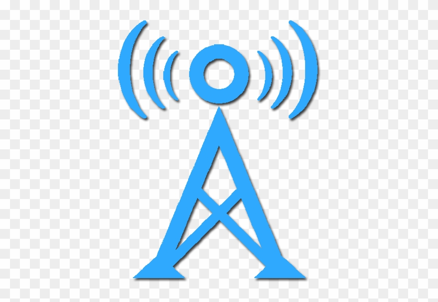 Tower Clipart Broadband.