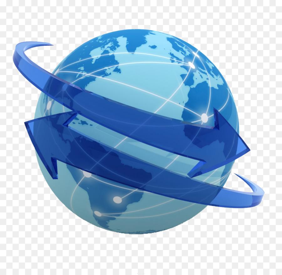 Globe Cartoon png download.