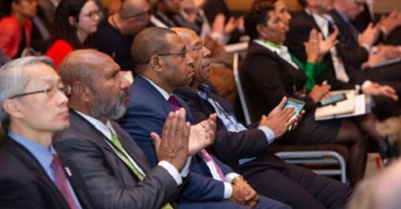 KPMG announced as Major Sponsor of 2019 Papua New Guinea.