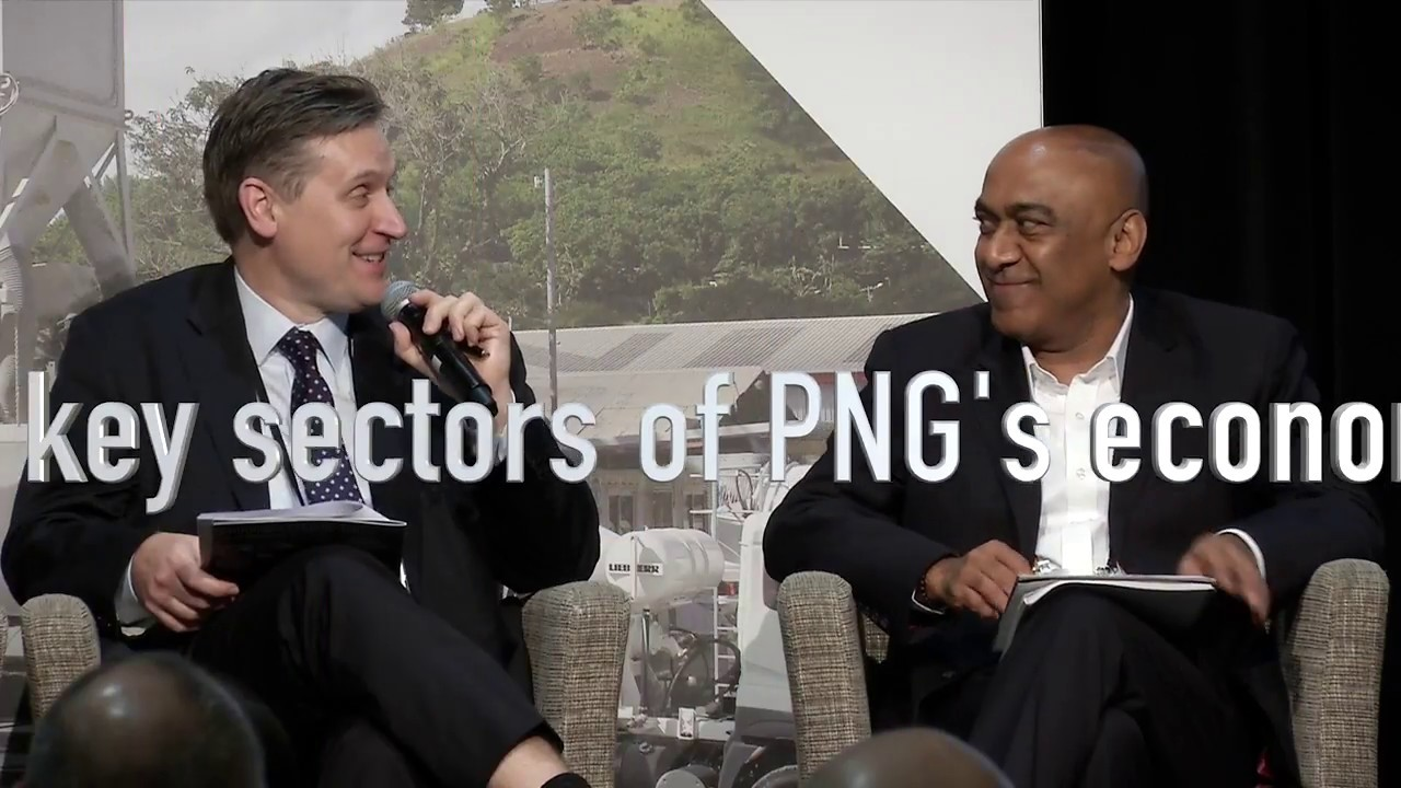 Promotional video for 2018 Papua New Guinea Investment Conference, 6 & 7  August, Brisbane.