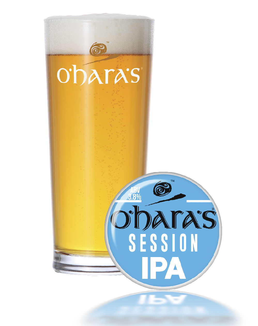 O\'Hara\'s Session IPA.