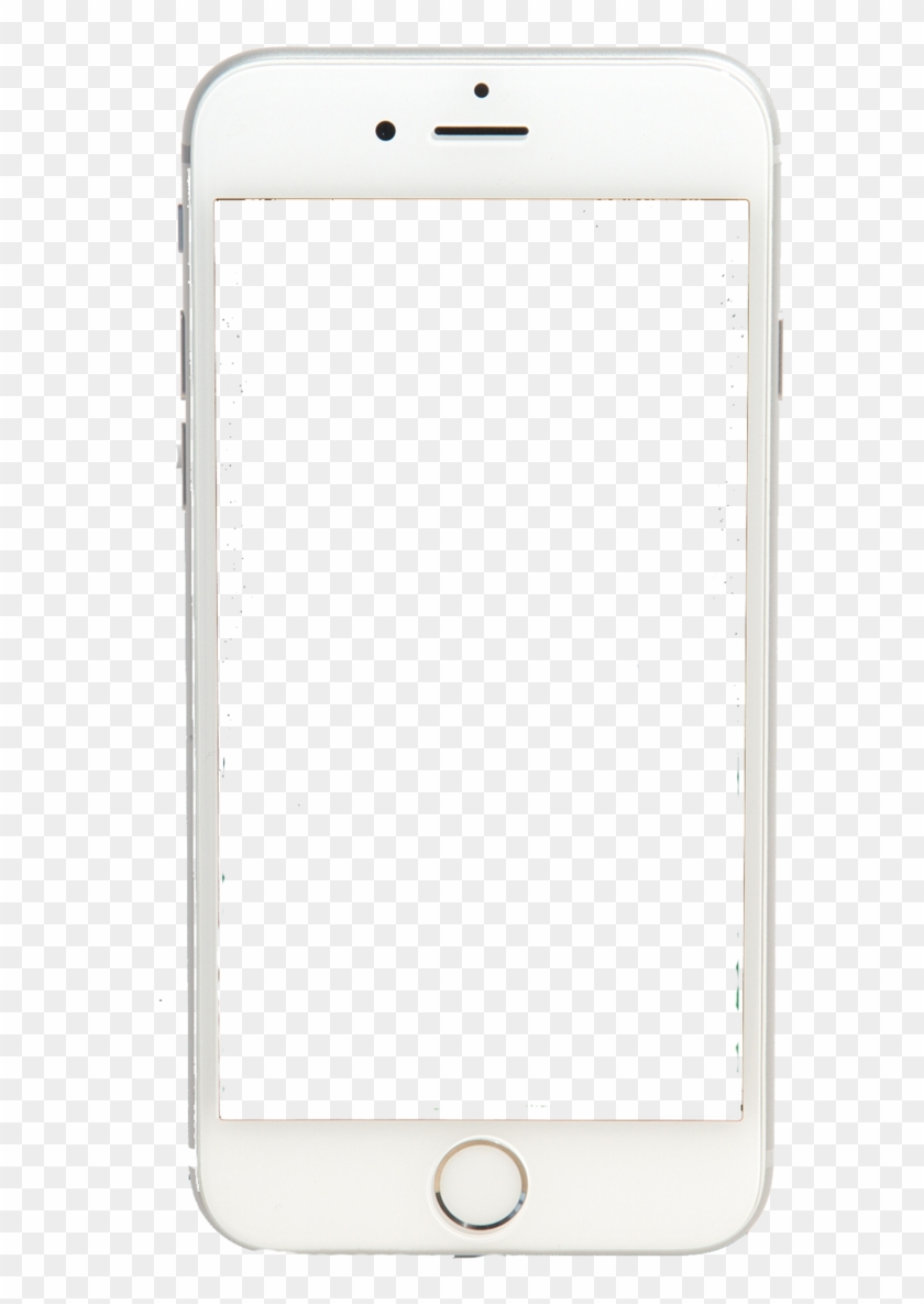 Iphone 6s White Png.
