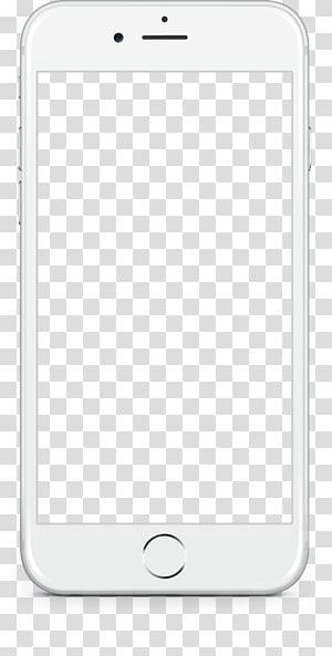 Iphone 6 transparent background PNG cliparts free download.