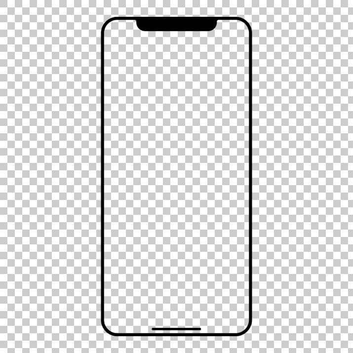iPhone X Mockup PNG Image Free Download searchpng.com.